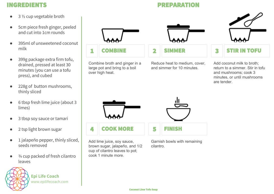 Well Cell Vegan and Vegetarian Recipes page 2