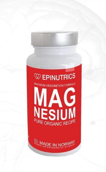 EPI MAGNESIUM by Epinutrics