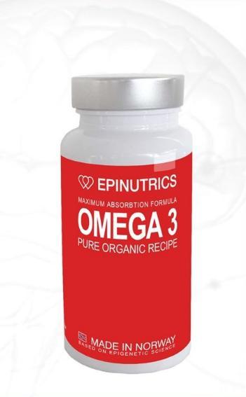 EPI-OMEGA 3 by Epinutrics
