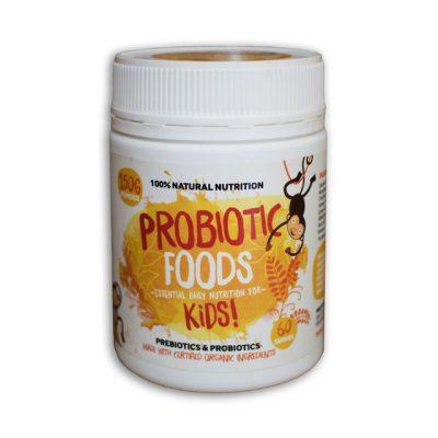 Probiotic Foods For Kids