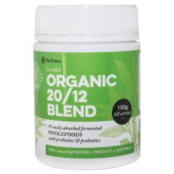 Organic 2012 Blend