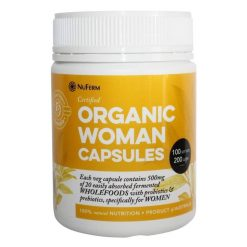 NuFerm Organic Woman Capsules