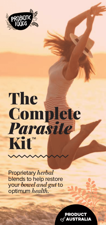 The Complete Parasite TM Kit