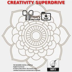 creativity superdrive by Morry Zelcovitch