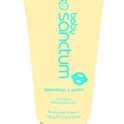 Baby Shampoo & Wash, 150 ml