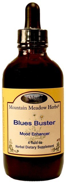 Blues Buster, 4 oz. (120 ml)