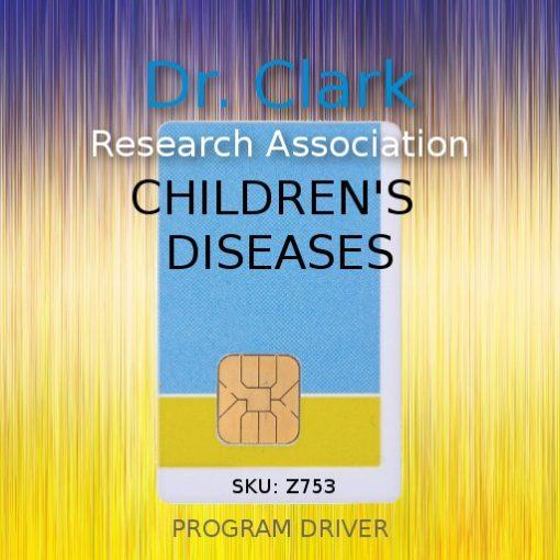Children's Diseases Card Driver