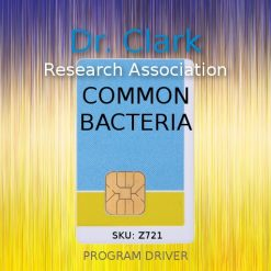 Common Bacteria Card Driver