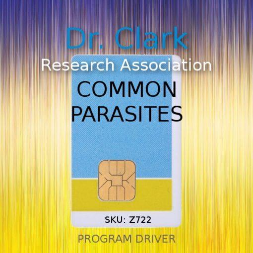 Common Parasites Card Driver