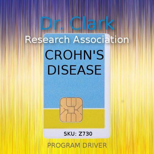 Crohns Disease Program Driver