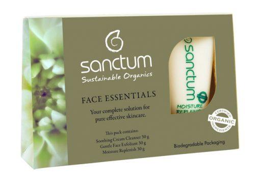 Face Essentials, 3x 30 ml