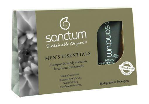 Men's Essentials, 3x 30 ml