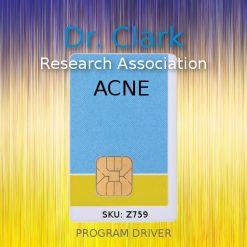 Acne driver card