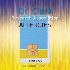 Allergie driver card