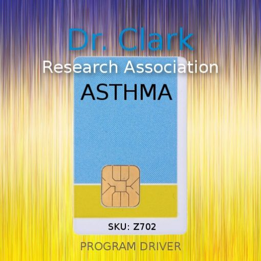 Asthma driver card