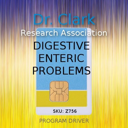 Digestive / Enteric Problems Program Driver