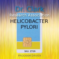 helicobacter pylory program driver