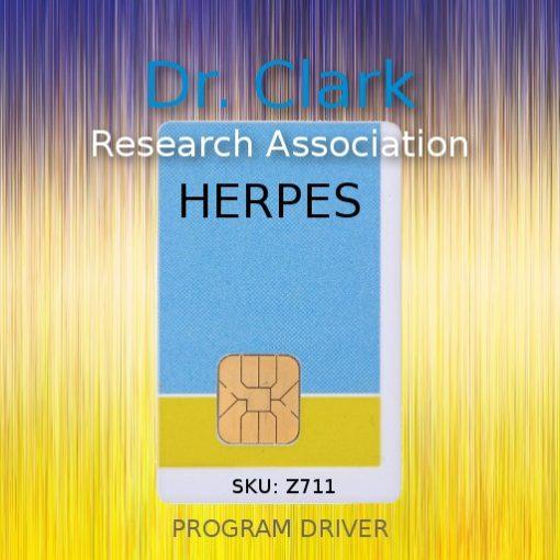herpes program driver