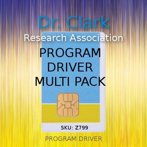 program driver multi pack