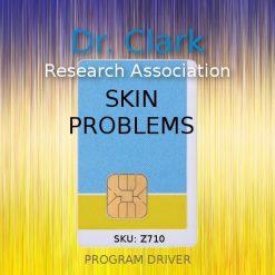 skin problems program driver