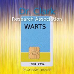 warts program driver