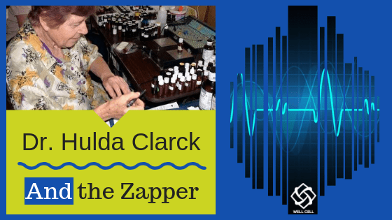 Dr Hulda Clarck and the Zapper