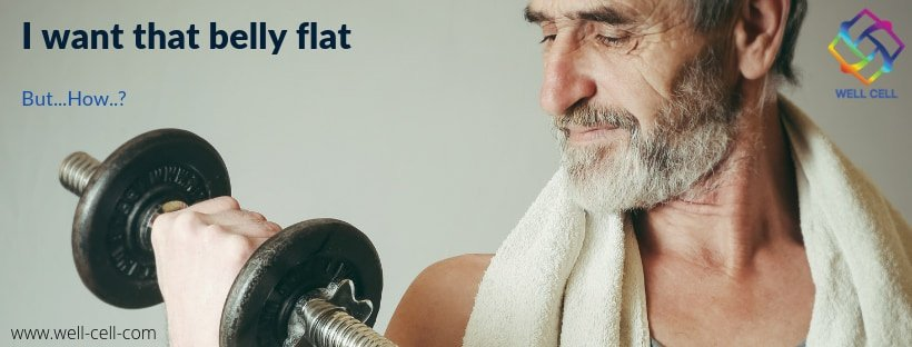 Flat Belly at 50