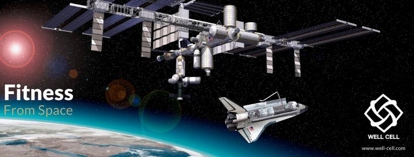 Fitness, Astronauts and YoYo technology