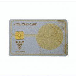 Vitalizings Card