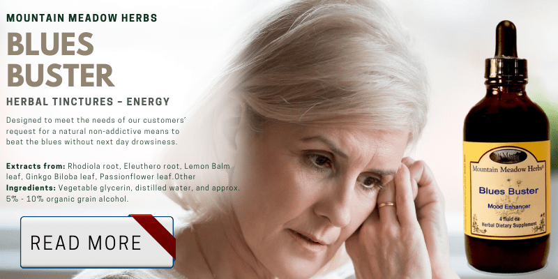Herbal Tinctures – Energy. Designed to meet the needs of our customers ́ request for a natural non-addictive means to beat the blues without next day drowsiness.