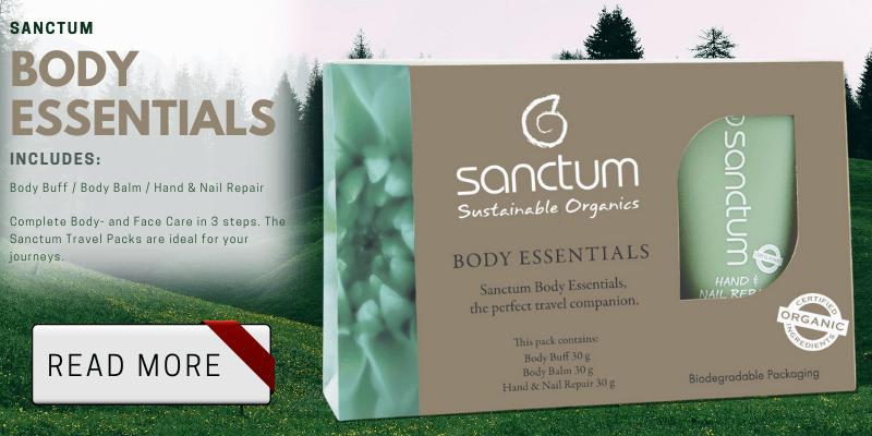 Sanctum Body Essentials, 3x 30 ml