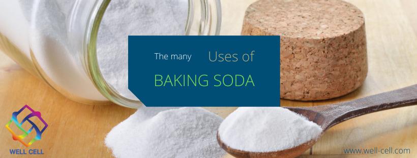 Sodium Bicarbonate (AKA baking soda)