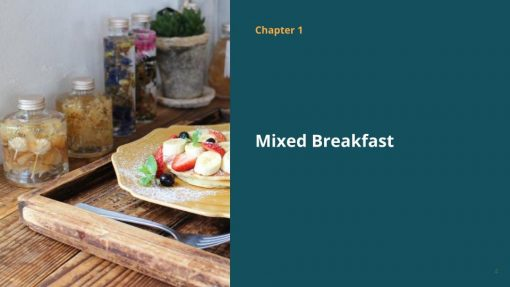 The Breakfast Collection e-book 4