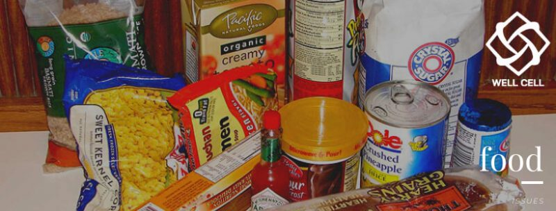 Packaged food and your health