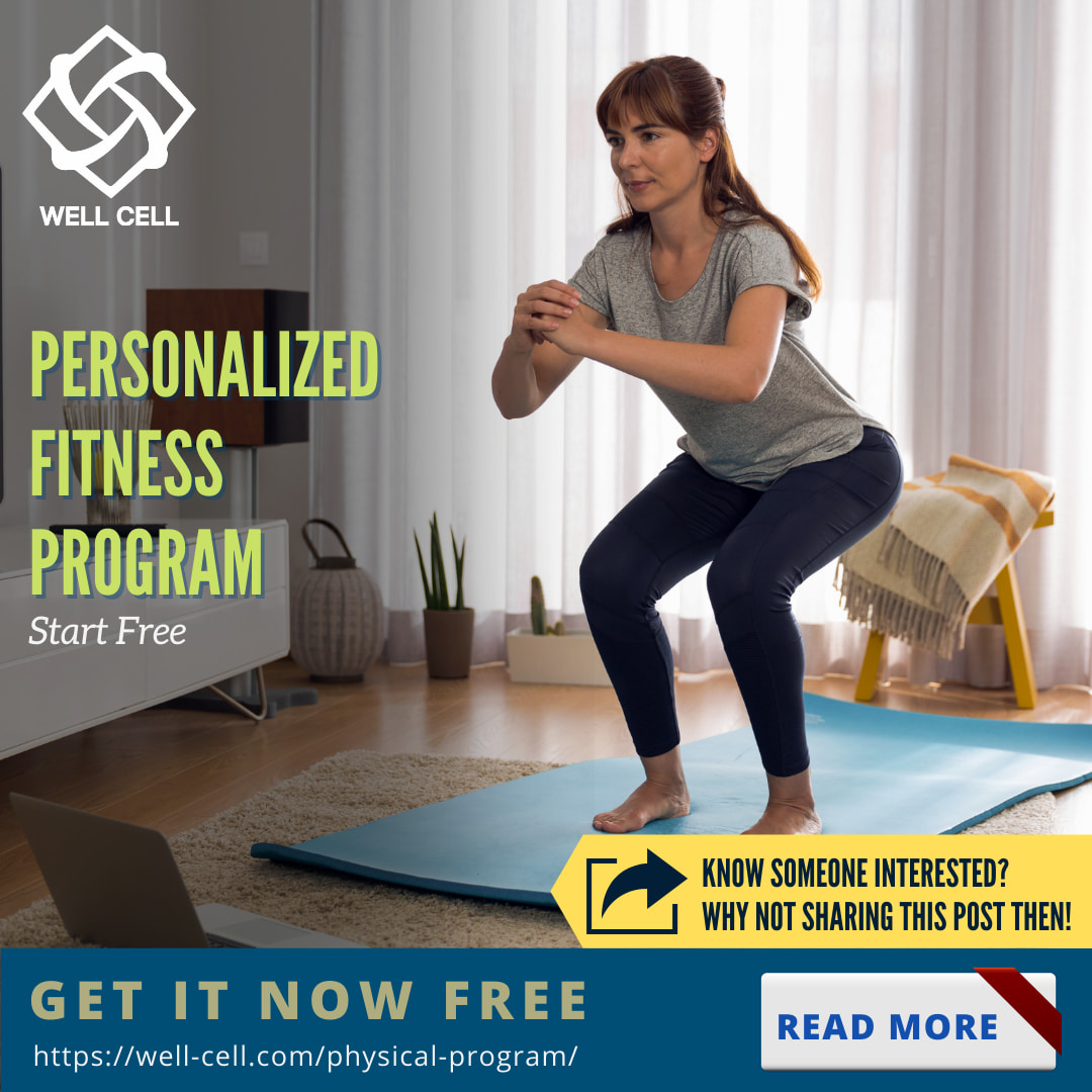 personalized fitness program start free
